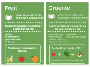 Groente en fruit - Dietist Deurne Evi Sleegers