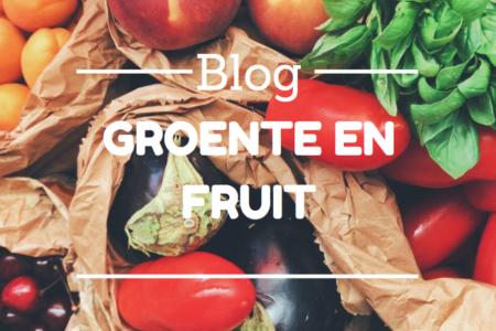 blog groente en fruit - dietist deurne - evi sleegers