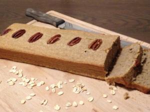 Bananenbrood lrecept l Dietisten Sleegers te Deurne