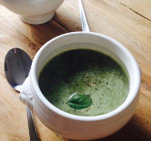 Broccolisoep lrecept l Dietiste Sleegers te Deurne