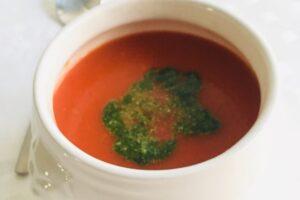 Tomaten-paprikasoep l recept l Diëtiste Sleegers te Deurne