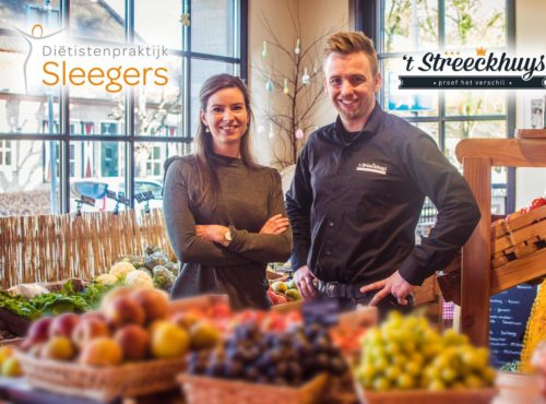 Voedingscategorieen - groente en fruit
