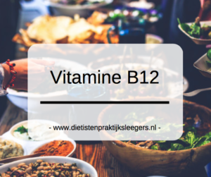 Vitamine B12 Evi Sleegers Deurne