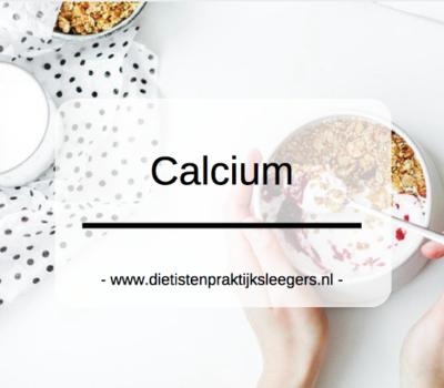 Calcium mineralen Evi Sleegers Deurne