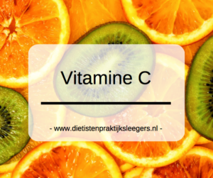 vitamine C Evi Sleegers Deurne