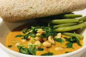 Vega curry l recept l Diëtistenpraktijk Sleegers te Deurne