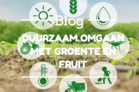 Duurzaam groenten en fruit eten | Dietist Evi Deurne