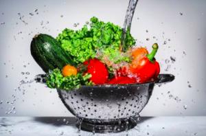 Veilig groenten en fruit eten | Dietist Evi geeft uitleg