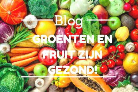 Waarom groenten en fruit gezond zijn | Dietist Deurne 1
